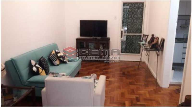Sala - Apartamento 1 quarto à venda Centro RJ - R$ 499.000 - LAAP12086 - 6