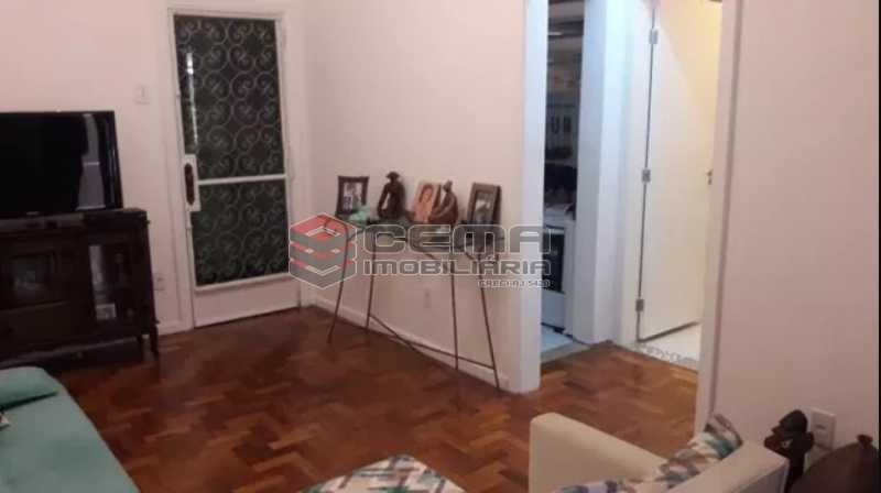 Sala - Apartamento 1 quarto à venda Centro RJ - R$ 499.000 - LAAP12086 - 8