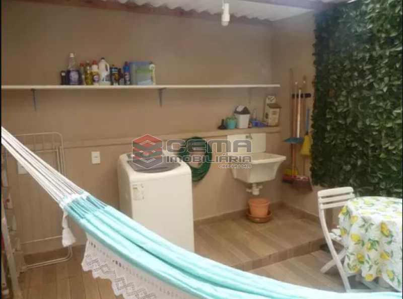 Área Externa - Apartamento 1 quarto à venda Centro RJ - R$ 499.000 - LAAP12086 - 1