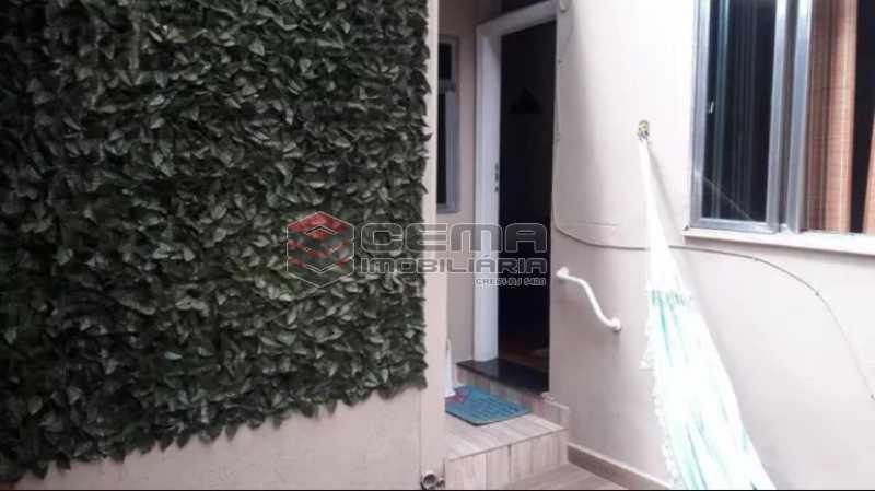Área Externa - Apartamento 1 quarto à venda Centro RJ - R$ 499.000 - LAAP12086 - 23