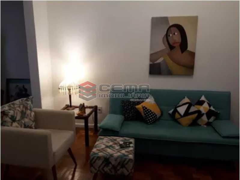 Sala - Apartamento 1 quarto à venda Centro RJ - R$ 499.000 - LAAP12086 - 9