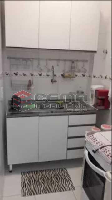 Cozinha - Apartamento 1 quarto à venda Centro RJ - R$ 499.000 - LAAP12086 - 18