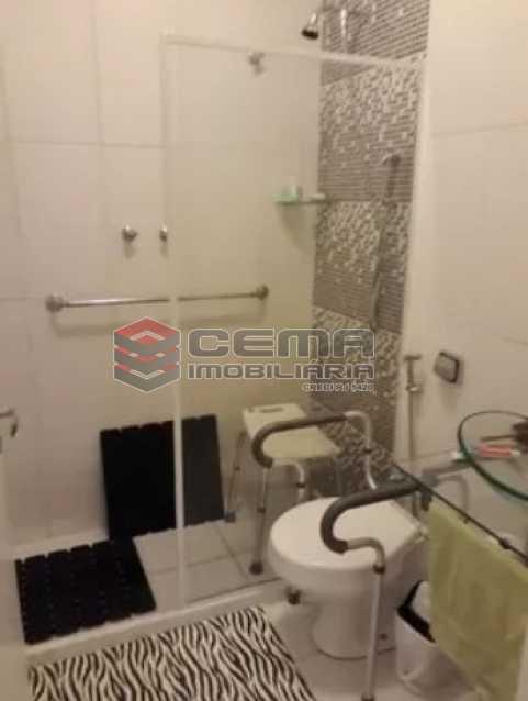 Banheiro - Apartamento 1 quarto à venda Centro RJ - R$ 499.000 - LAAP12086 - 19