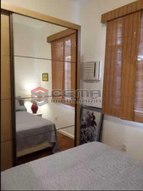 Quarto - Apartamento 1 quarto à venda Centro RJ - R$ 499.000 - LAAP12086 - 13