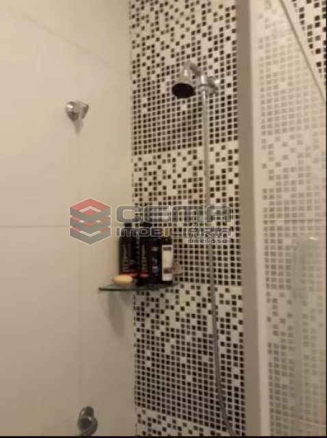 Banheiro - Apartamento 1 quarto à venda Centro RJ - R$ 499.000 - LAAP12086 - 21