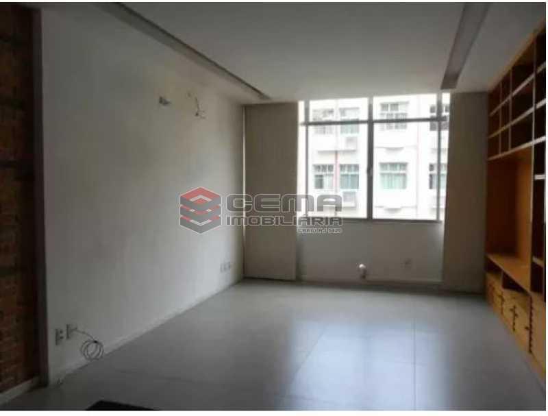 sala - Apartamento À Venda - Laranjeiras - Rio de Janeiro - RJ - LAAP23672 - 4
