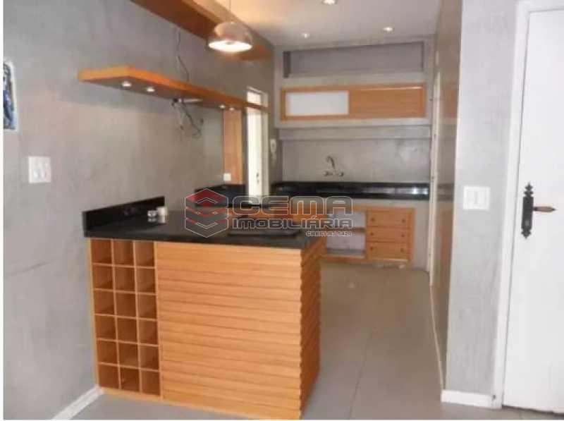 cozinha - Apartamento À Venda - Laranjeiras - Rio de Janeiro - RJ - LAAP23672 - 14