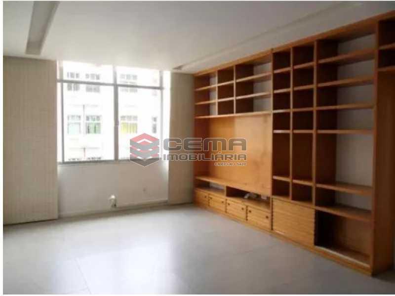 sala - Apartamento À Venda - Laranjeiras - Rio de Janeiro - RJ - LAAP23672 - 3