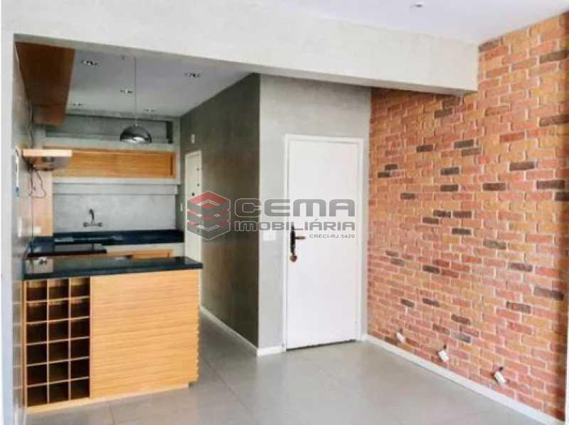 sala - Apartamento À Venda - Laranjeiras - Rio de Janeiro - RJ - LAAP23672 - 1
