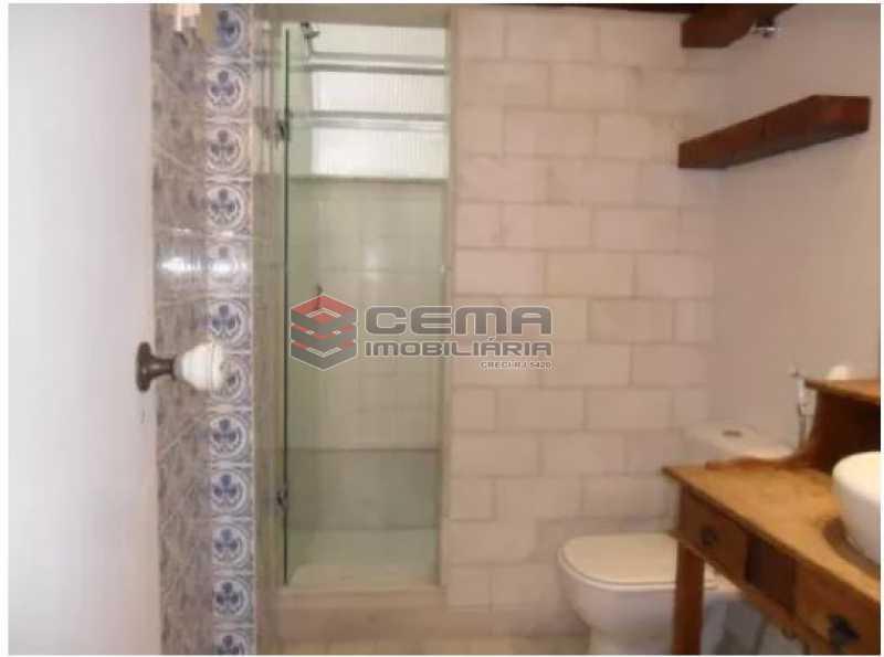 banheiro - Apartamento À Venda - Laranjeiras - Rio de Janeiro - RJ - LAAP23672 - 13