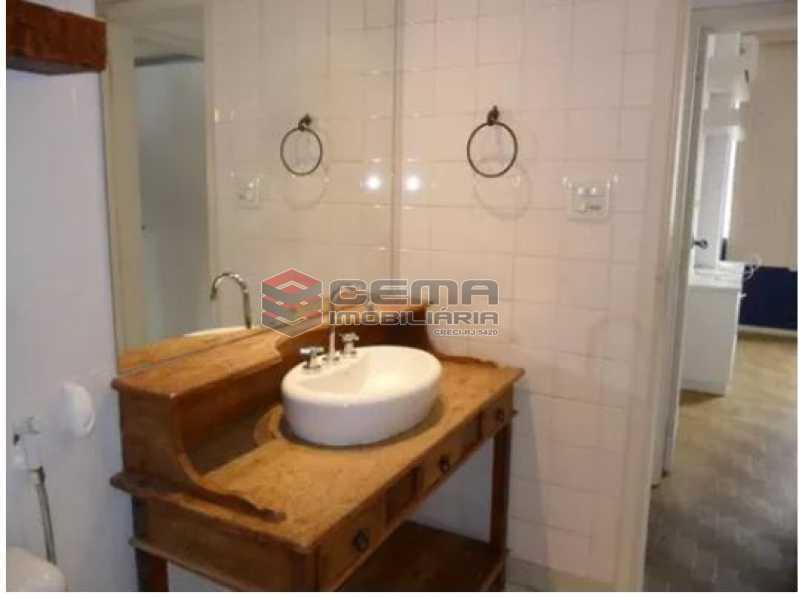 banheiro - Apartamento À Venda - Laranjeiras - Rio de Janeiro - RJ - LAAP23672 - 12