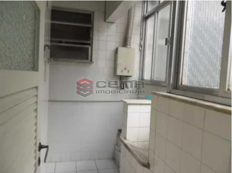 área de serviço - Apartamento À Venda - Laranjeiras - Rio de Janeiro - RJ - LAAP23672 - 17