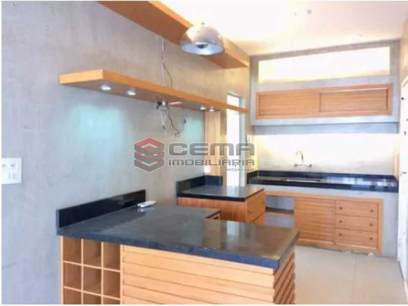 cozinha - Apartamento À Venda - Laranjeiras - Rio de Janeiro - RJ - LAAP23672 - 15