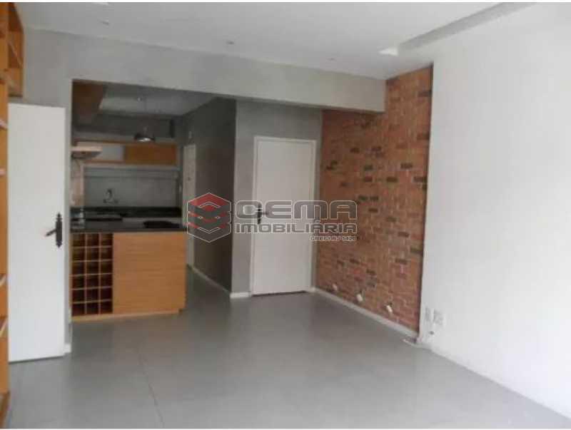 sala - Apartamento À Venda - Laranjeiras - Rio de Janeiro - RJ - LAAP23672 - 5