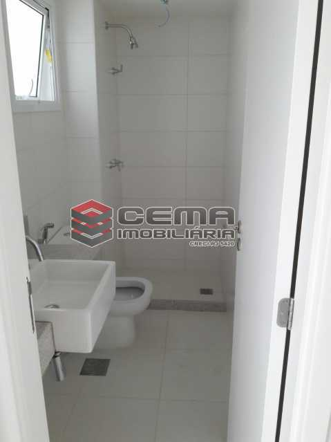 Banheiro - Casa de Vila 5 quartos à venda Centro RJ - R$ 750.000 - LACV50007 - 21
