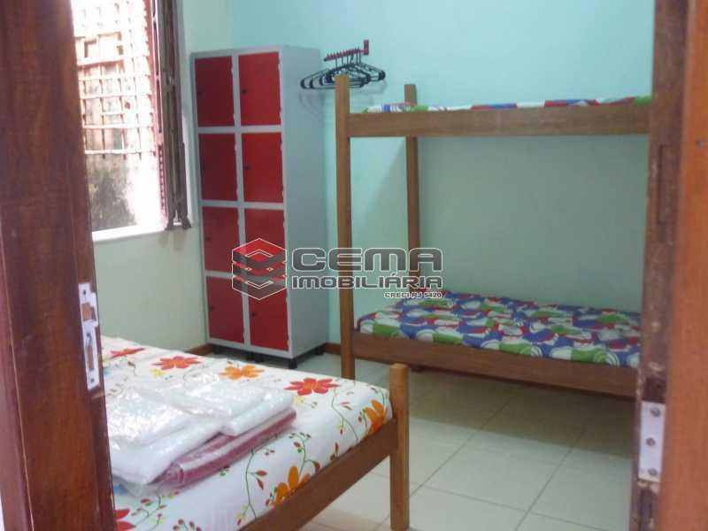 Quarto - Casa de Vila 5 quartos à venda Centro RJ - R$ 750.000 - LACV50007 - 12