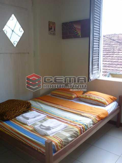 Quarto - Casa de Vila 5 quartos à venda Centro RJ - R$ 750.000 - LACV50007 - 4
