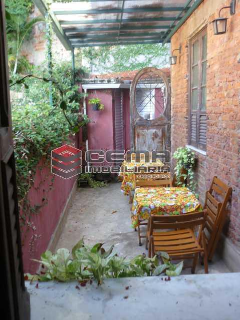 Varanda - Casa de Vila 5 quartos à venda Centro RJ - R$ 750.000 - LACV50007 - 3