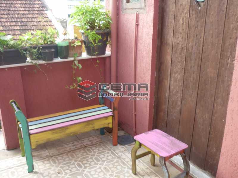 Hall de Entrada - Casa de Vila 5 quartos à venda Centro RJ - R$ 750.000 - LACV50007 - 6