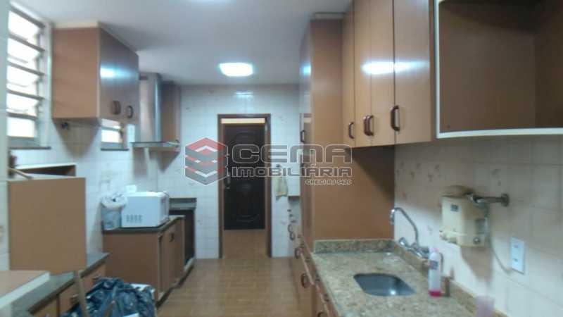 cozinha - Apartamento à venda Praia do Flamengo,Flamengo, Zona Sul RJ - R$ 1.998.000 - LAAP40658 - 24