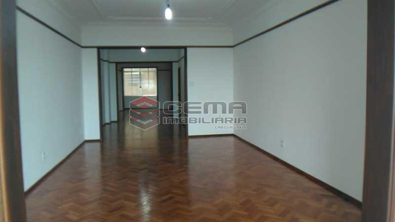 sala - Apartamento à venda Praia do Flamengo,Flamengo, Zona Sul RJ - R$ 1.998.000 - LAAP40658 - 6
