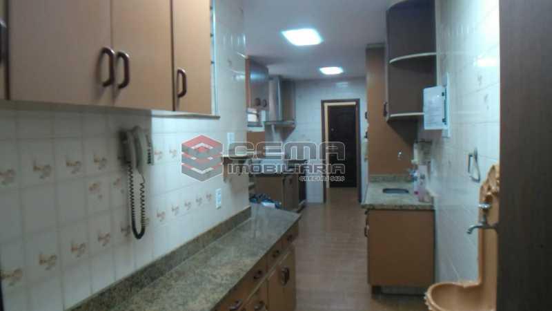 cozinha - Apartamento à venda Praia do Flamengo,Flamengo, Zona Sul RJ - R$ 1.998.000 - LAAP40658 - 23