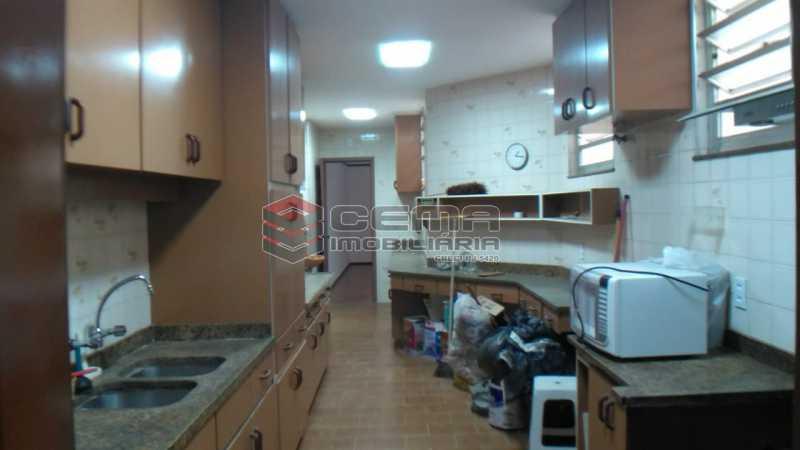 cozinha - Apartamento à venda Praia do Flamengo,Flamengo, Zona Sul RJ - R$ 1.998.000 - LAAP40658 - 25