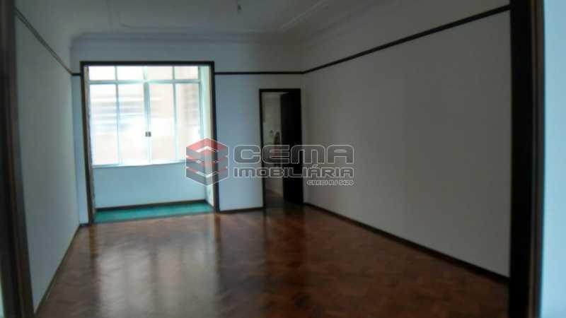 sala - Apartamento à venda Praia do Flamengo,Flamengo, Zona Sul RJ - R$ 1.998.000 - LAAP40658 - 9
