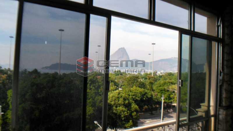 vista - Apartamento À Venda - Flamengo - Rio de Janeiro - RJ - LAAP40658 - 1