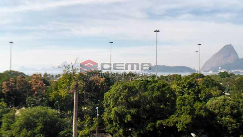 vista - Apartamento À Venda - Flamengo - Rio de Janeiro - RJ - LAAP40658 - 4