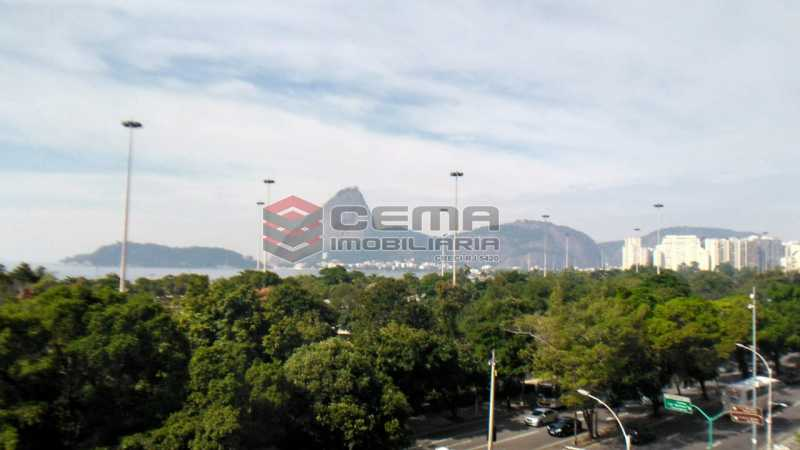vista - Apartamento à venda Praia do Flamengo,Flamengo, Zona Sul RJ - R$ 1.998.000 - LAAP40658 - 3