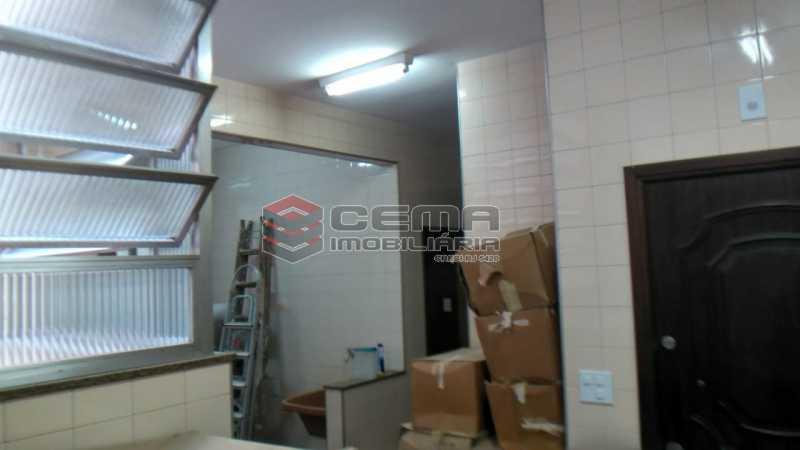 área de serviço - Apartamento à venda Praia do Flamengo,Flamengo, Zona Sul RJ - R$ 1.998.000 - LAAP40658 - 26
