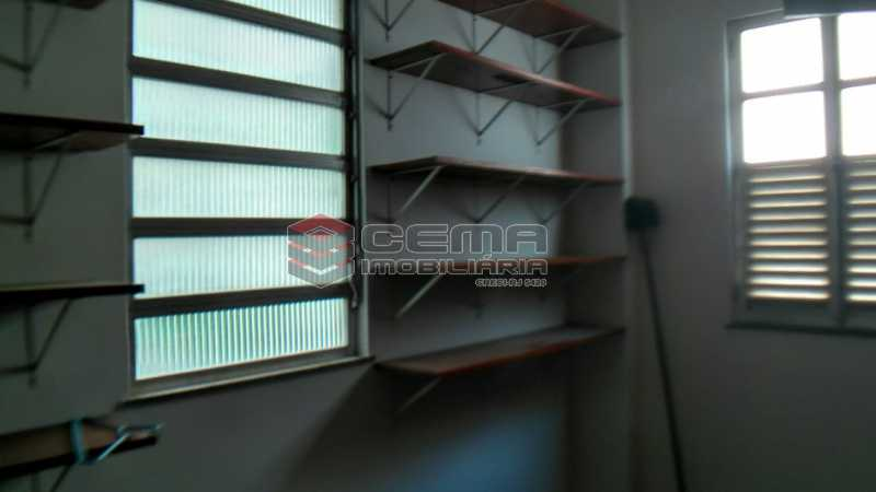 quarto de empregada - Apartamento à venda Praia do Flamengo,Flamengo, Zona Sul RJ - R$ 1.998.000 - LAAP40658 - 27