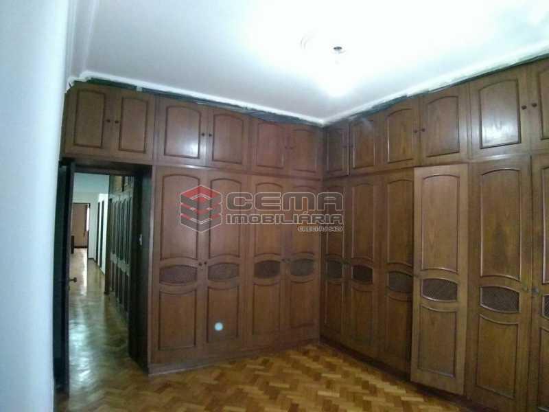 quarto 3 - Apartamento à venda Praia do Flamengo,Flamengo, Zona Sul RJ - R$ 1.998.000 - LAAP40658 - 17