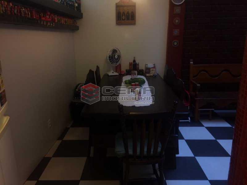 sala de jantar - LINDA CASA DE VILA RUA IPIRANGA EM LARANJEIRAS RJ - LACV40025 - 17