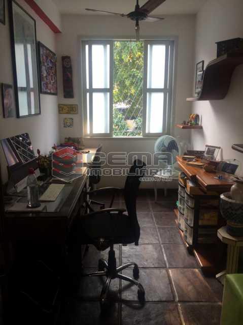 escritório - LINDA CASA DE VILA RUA IPIRANGA EM LARANJEIRAS RJ - LACV40025 - 6