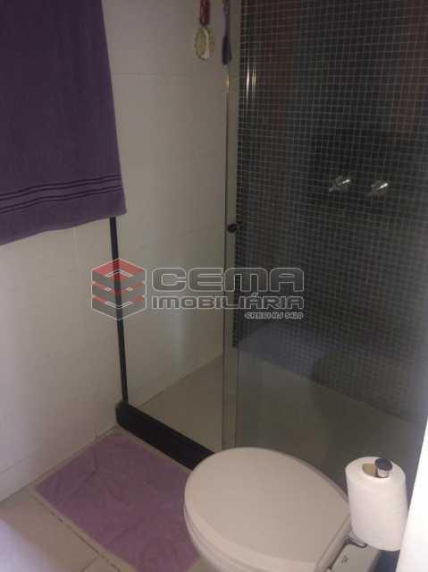 banheiro - LINDA CASA DE VILA RUA IPIRANGA EM LARANJEIRAS RJ - LACV40025 - 19
