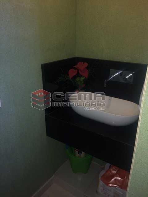 lavabo - LINDA CASA DE VILA RUA IPIRANGA EM LARANJEIRAS RJ - LACV40025 - 20