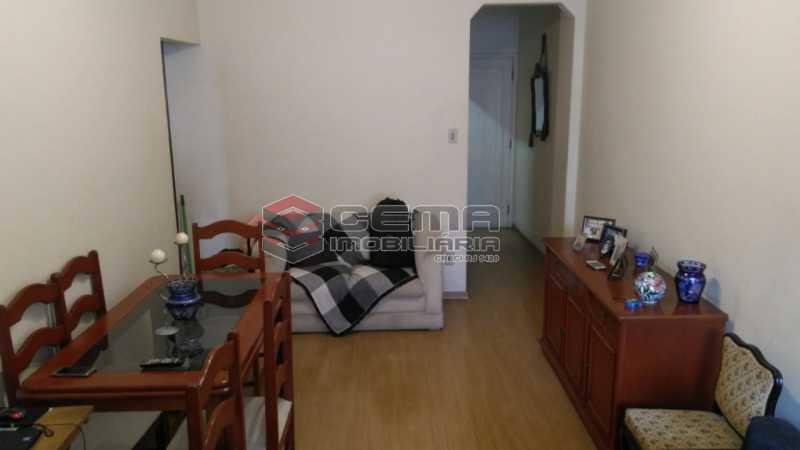sala - Apartamento À Venda - Glória - Rio de Janeiro - RJ - LAAP23730 - 1