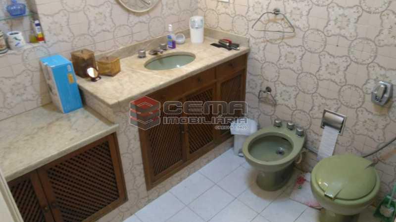 banheiro - Apartamento À Venda - Glória - Rio de Janeiro - RJ - LAAP23730 - 11