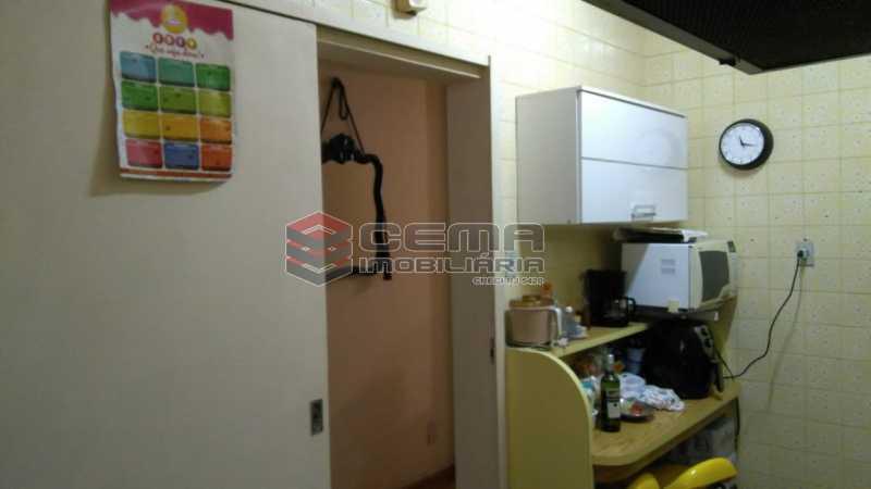 cozinha - Apartamento À Venda - Glória - Rio de Janeiro - RJ - LAAP23730 - 16