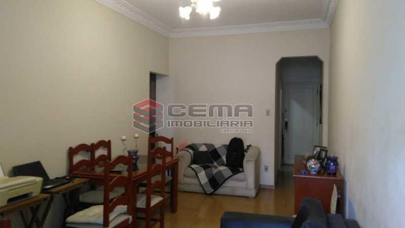 sala - Apartamento À Venda - Glória - Rio de Janeiro - RJ - LAAP23730 - 3