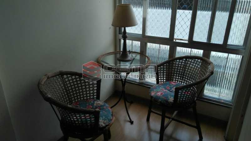 sala - Apartamento À Venda - Glória - Rio de Janeiro - RJ - LAAP23730 - 5