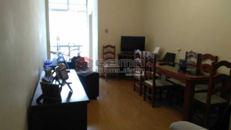 sala - Apartamento À Venda - Glória - Rio de Janeiro - RJ - LAAP23730 - 4