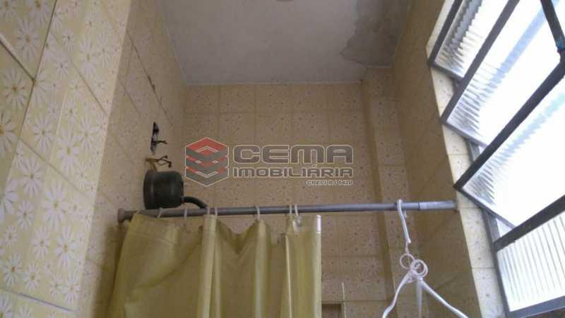 banheiro de empregada - Apartamento À Venda - Glória - Rio de Janeiro - RJ - LAAP23730 - 19