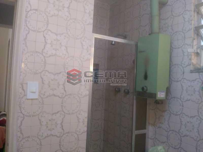 banheiro - Apartamento À Venda - Glória - Rio de Janeiro - RJ - LAAP23730 - 13