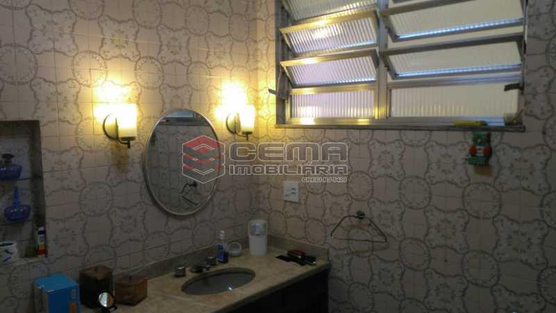 banheiro - Apartamento À Venda - Glória - Rio de Janeiro - RJ - LAAP23730 - 12