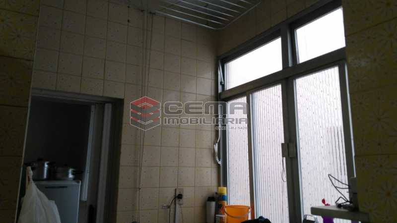 área de serviço - Apartamento À Venda - Glória - Rio de Janeiro - RJ - LAAP23730 - 17