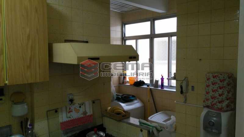 cozinha - Apartamento À Venda - Glória - Rio de Janeiro - RJ - LAAP23730 - 14