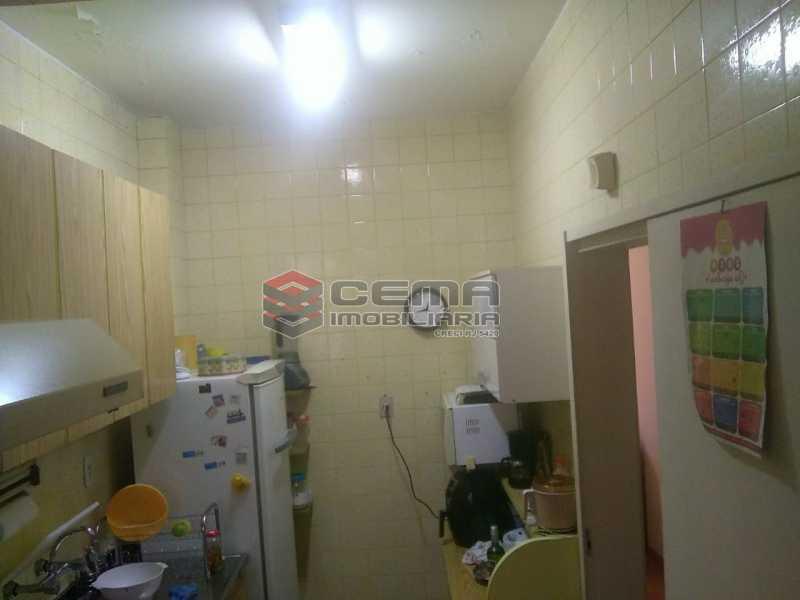 cozinha - Apartamento À Venda - Glória - Rio de Janeiro - RJ - LAAP23730 - 15